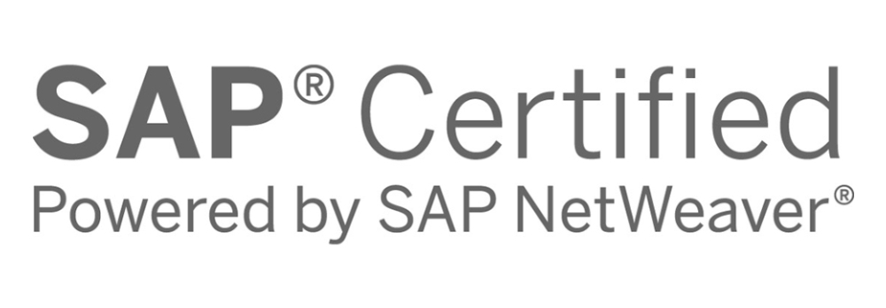 Das SAP Certified Partner Logo
