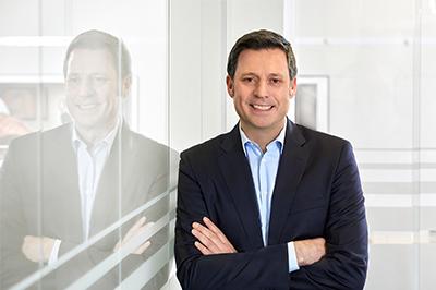 Markus Zalud CEO Industrie Informatik