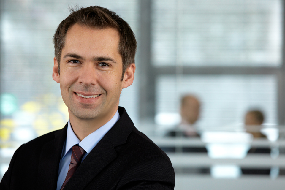 Harald Horner Industrie Informatik