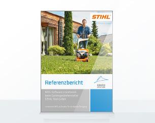 Success Story Industrie Informatik Stihl