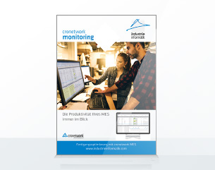 cronetwork monitoring Flyer