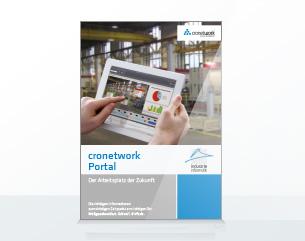 cronetwork Portal Flyer
