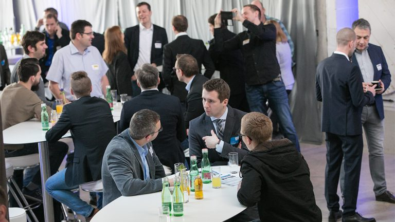 Industrie Informatik Event