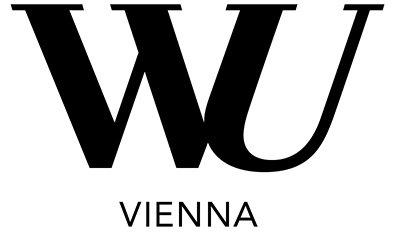 Wirtschaftsuniversität Wien Logo