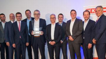 Industrie Informatik Preisverleihung Linzer Unternehmen des Jahres 2019