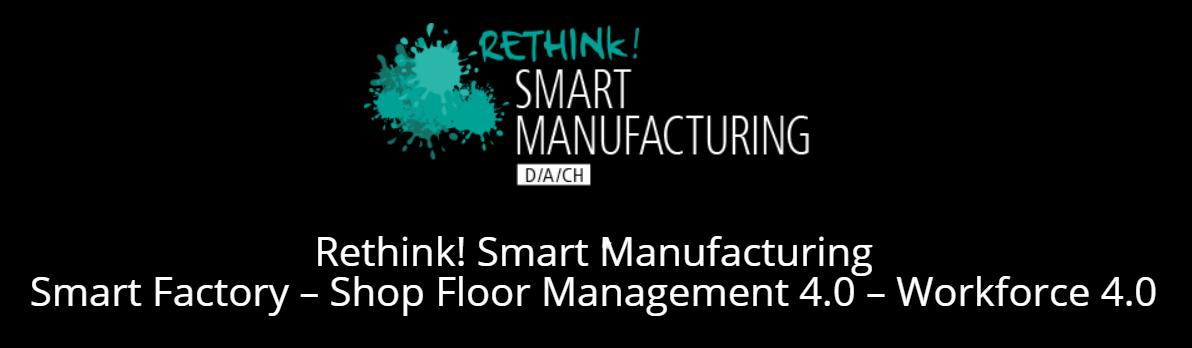 RETHING! Smart Manufacturing 2020