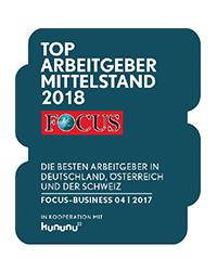 top arbeitgeber mittelstand focus industrie informatik