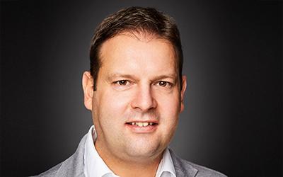 Portraitbild von Harald Ganster, STIHL Tirol GmbH