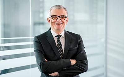 Portraitbild von Thomas Krainz, Industrie Informatik GmbH