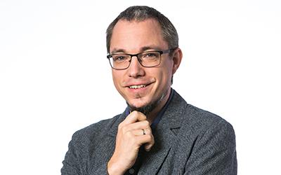 Portraitbild von Thomas Mittelmann, voestalpine Stahl GmbH